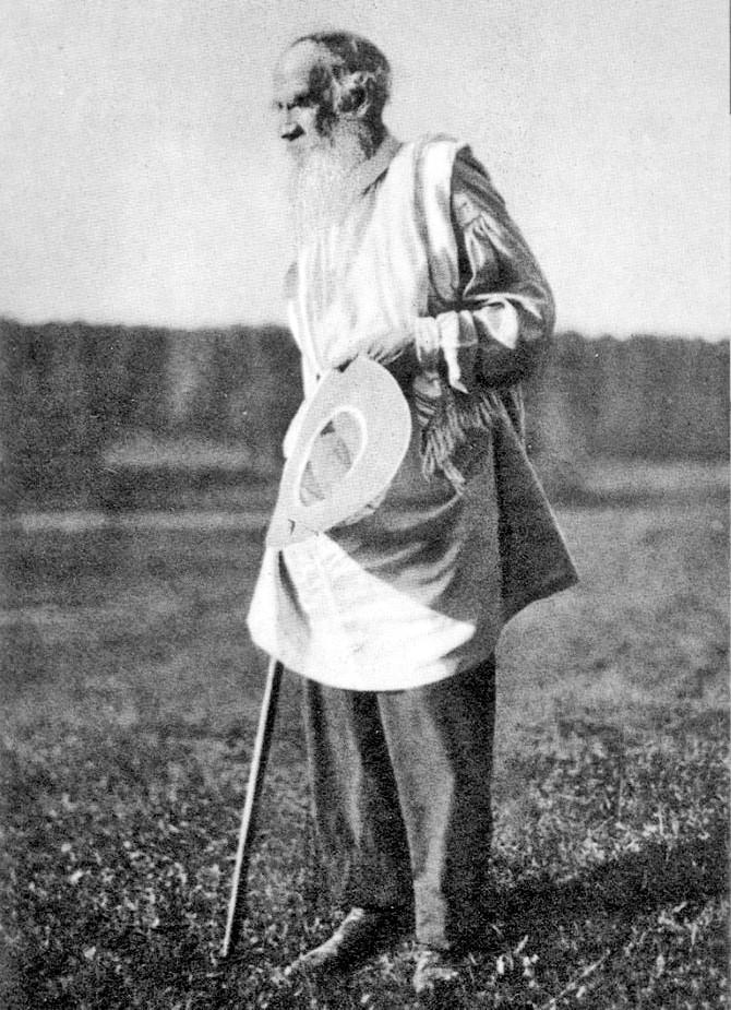 Сообщение В Хронологическом Порядке Льва Николаевича Толстого