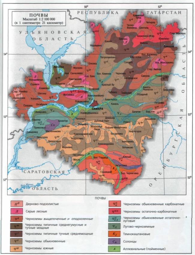Доклад почвы самарской области 321