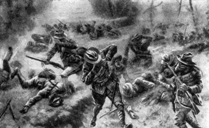 chemical warfare of world war i Chemical warfare in wwi world war i was beginning of inventing new ways to produce more chemical warfare in world war i: the american experience, 1917.