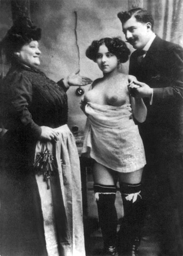 20 века проститутки великие
